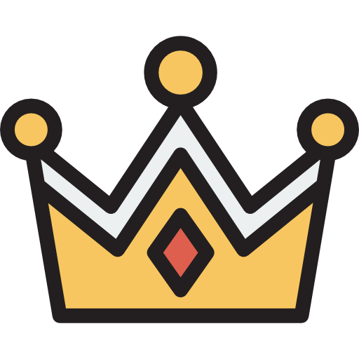 Queen, Royalty, Chess Piece, Miscellaneous, King, Shapes, Crown Icon