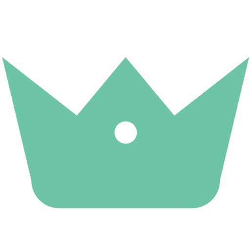 Crest, Crown, General, Item, Jewellery, Kings Crown Icon