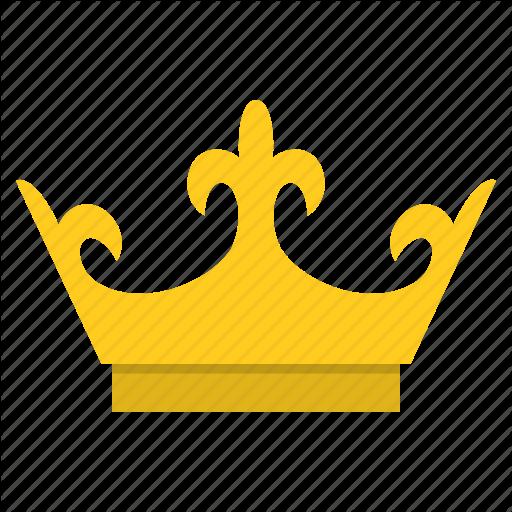 Crown, Dynasty, King, Winner Icon