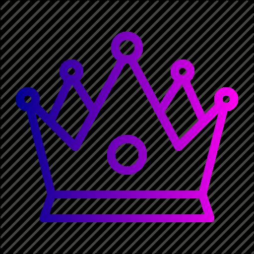 Crown, King, Pride, Royal Icon