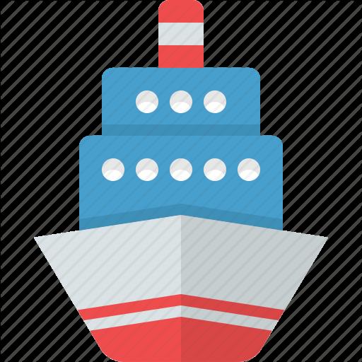 Boat, Cruise, Cruise Ship, Marine, Sail, Sailing, Ship Icon