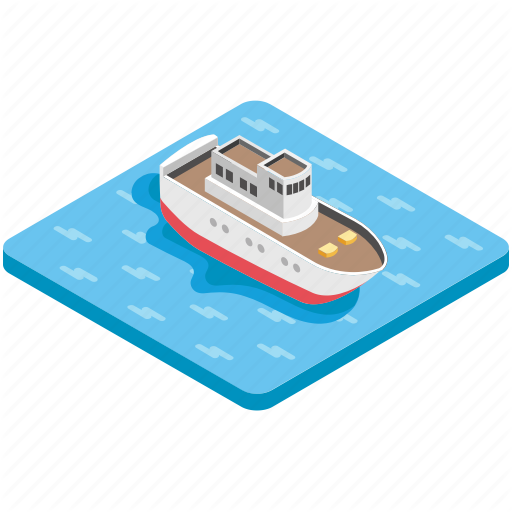 Boat, Cruise Liner, Cruise Ship, Ocean Liner, Ship Icon