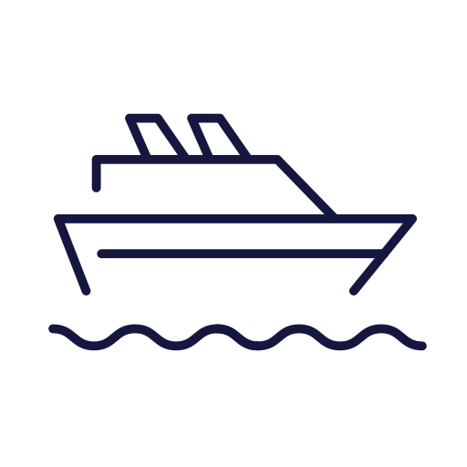 Cruise, Boat Icon Free Of Travel Icons Line To Awaken Your