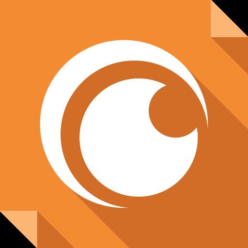 Media, Square, Logo, Crunchyroll, Social, Social Media Icon