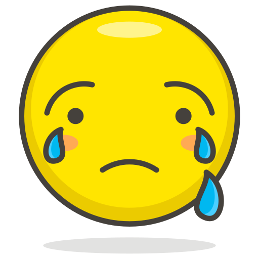 Crying, Face Icon Free Of Free Vector Emoji