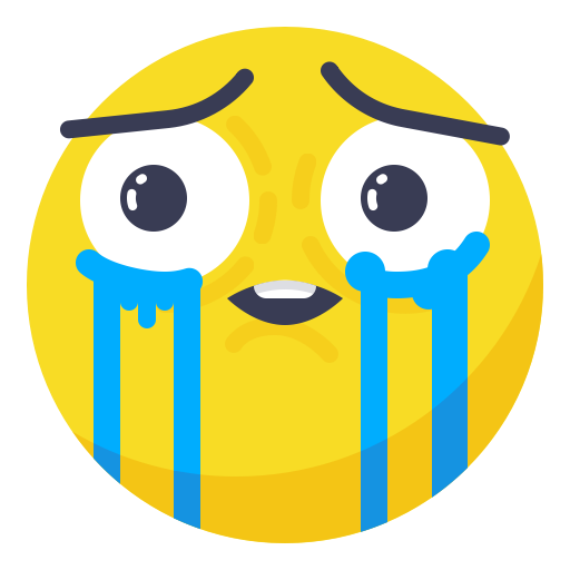 Emo, Emoticon, Crying, Cry Icon Free Of Smileys For Fun Icons