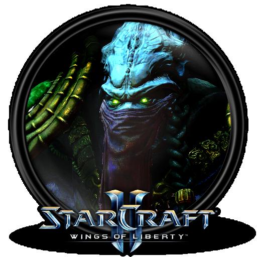 Starcraft Icon Mega Games Pack Iconset Exhumed