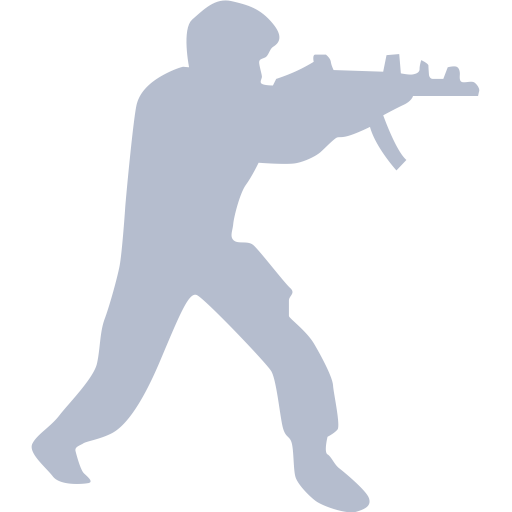 Csgo, Monochrome, Fill Icon Png And Vector For Free Download