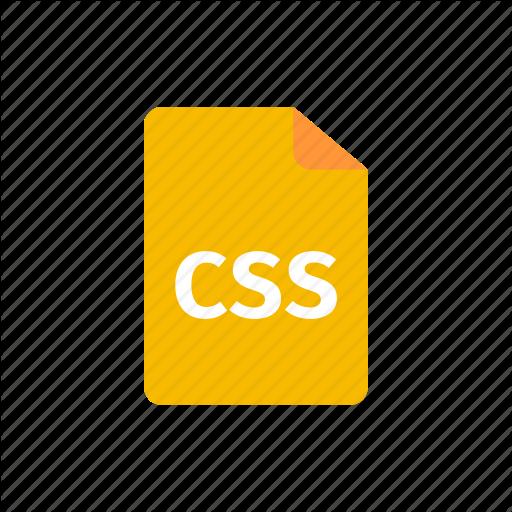 Css, Icon