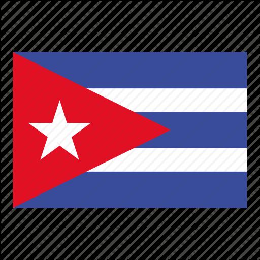 Country, Cuba, Cuba Flag, Flag Icon
