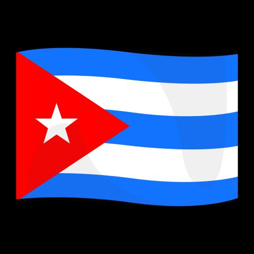Flag Of Cuba Emoji For Facebook, Email Sms Id Emoji