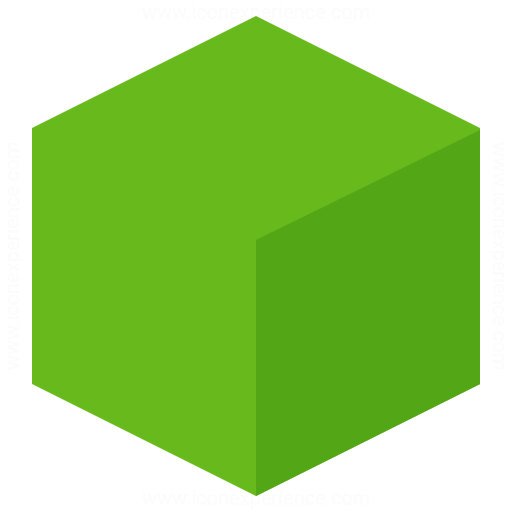 Iconexperience G Collection Object Cube Icon