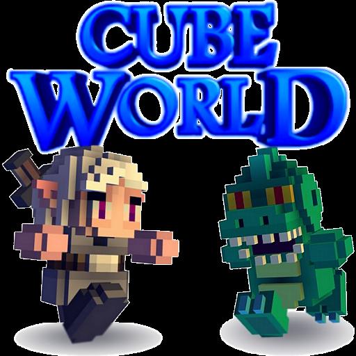 Cube World Crackeado Downs Evolution