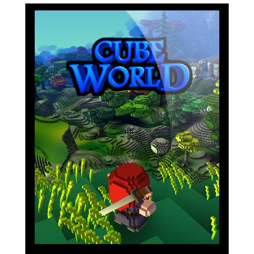 Icon Cube World