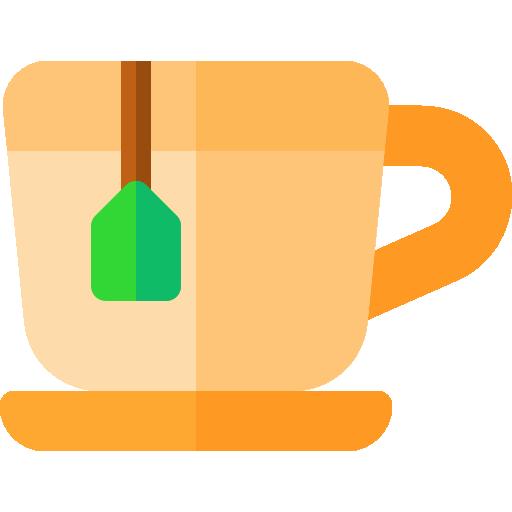 Tea Cup Icon Hotel Service Freepik