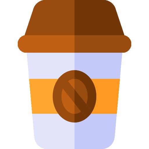 Coffee Cup Icon Hotel Service Freepik