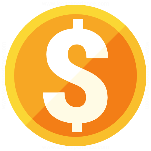 Iconexperience G Collection Currency Dollar Icon