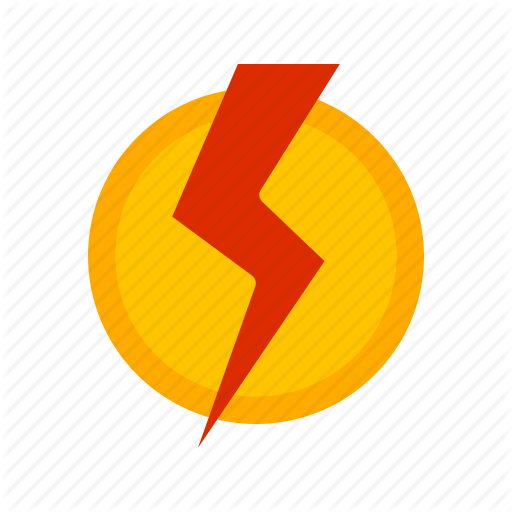 Bolt, Current, Electric, Electrical, Energy, Power Icon