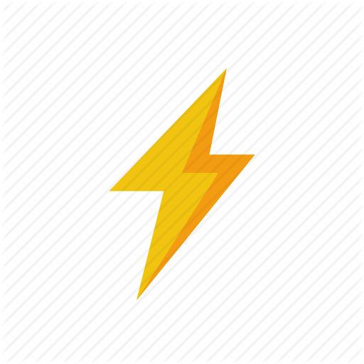 Current, Electricity Icon