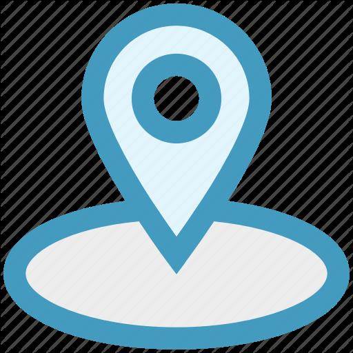 Area, Current Location, Direction, Map, Marker, Navigation, Pn