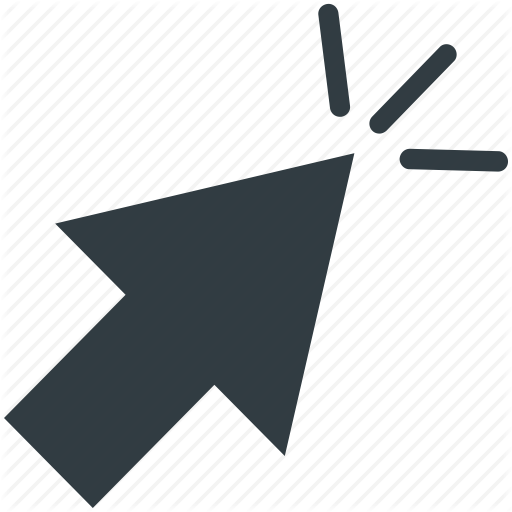 Arrow, Arrow Click, Arrow Pointer, Click, Cursor Icon