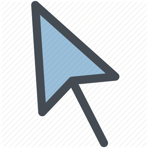 Arrow Cursor, Click, Cursor, Design, Mouse, Mouse Cursor, Web Icon