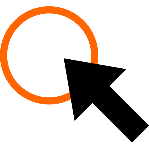Cursor Click Png Icon