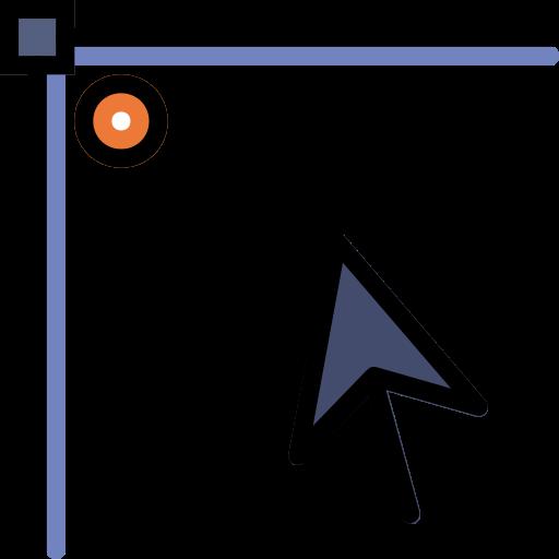 Edit Corner Cursor Png Icon