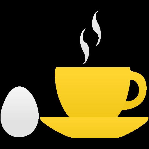 Breakfast Icon Flatastic Custom Icon Design