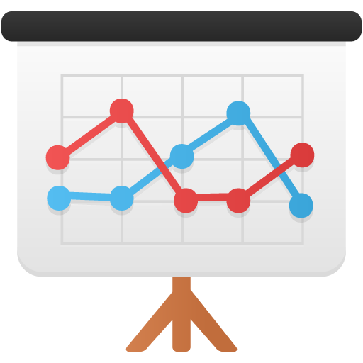 Presentation Icon Flatastic Iconset Custom Icon Design