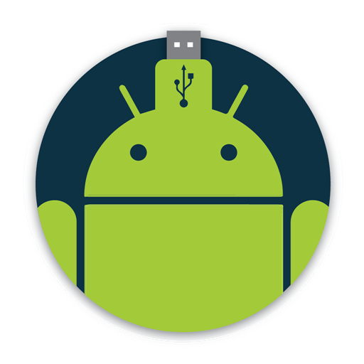 Android Transfer Icon