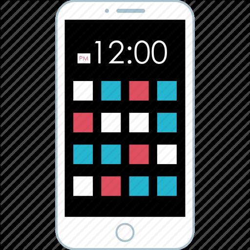 App, Apps, Iphone, Phone Icon