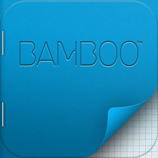 Bamboo Paper Ios App Icon Icon Design Ios App Icon
