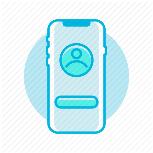 Call, Incoming, Iphone X, Iphonex, Phone Icon