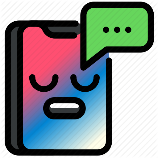 Iphone, Mobile, Phone, Smartphone, Talk, Technology Icon