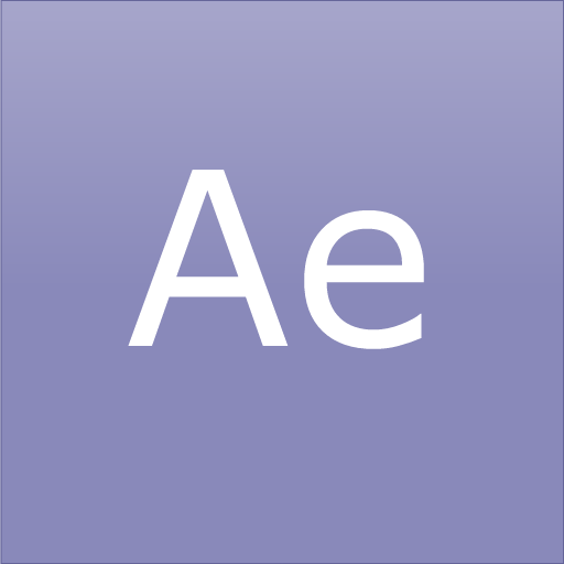 Adobe, Aftereffects, Cc, Cs, Icon