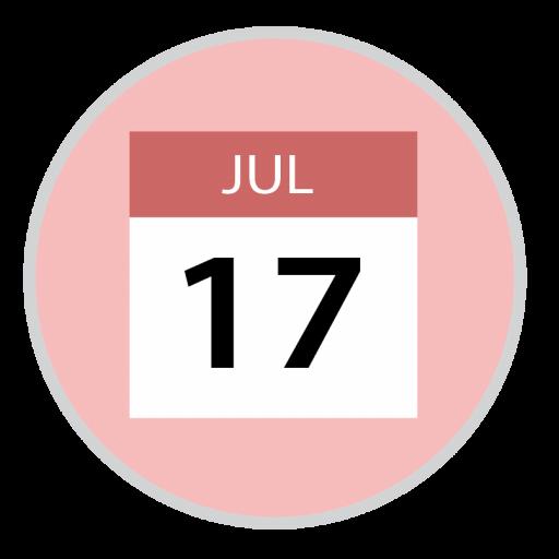 Calendar Icon Mac Stock Apps Iconset Hamza Saleem