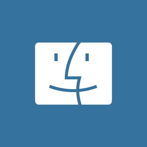 Finder, Mac Icon