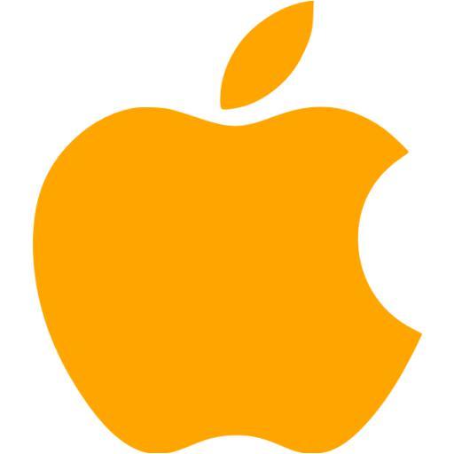 Orange Mac Os Icon
