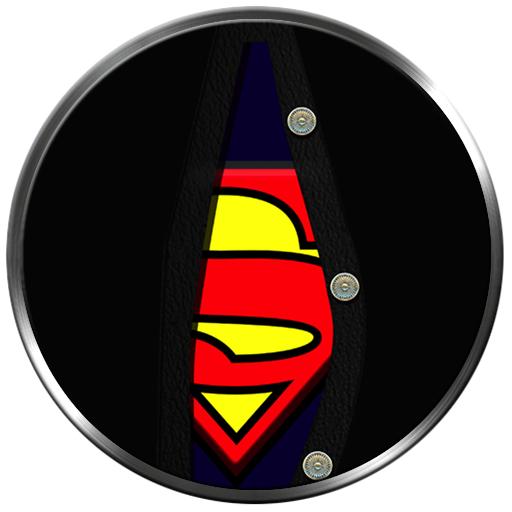 Superhero Icon Pack Mac Osx Apollo Designs