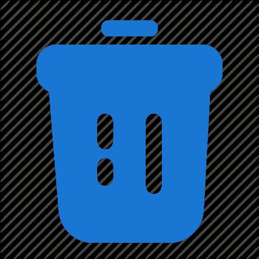 App, Bin, Delete, Recycle, Trash, Ui, Website Icon