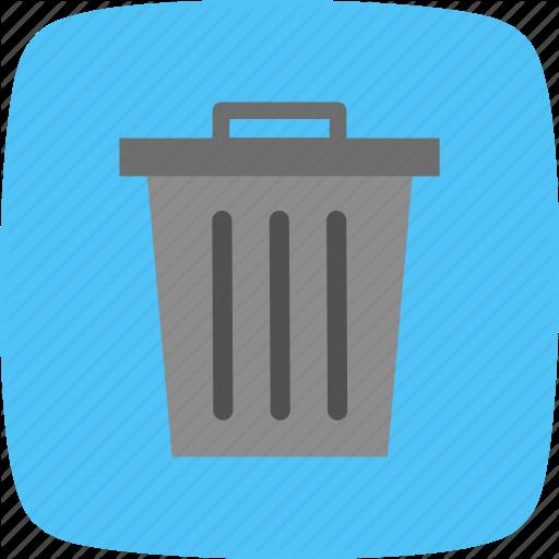 Bin, Dust, Recycle, Trash Icon