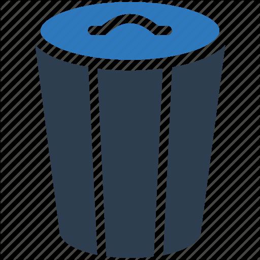 Bin, Garbage, Recycle Bin, Trash, Waste Icon