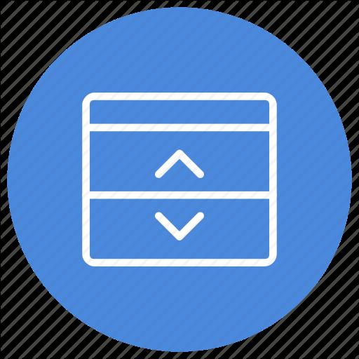 Configuration, Custom, Horizontal, Interface, Separator, User