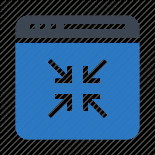 Internet, Online, Smallscreen, Webpage, Window Icon