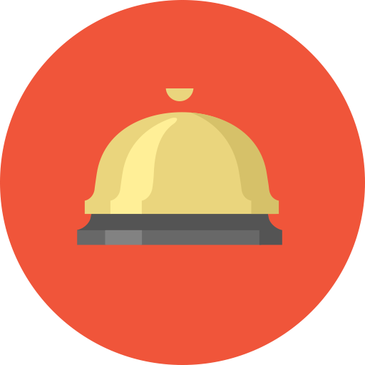 Customer Service, Ring, Business Icon