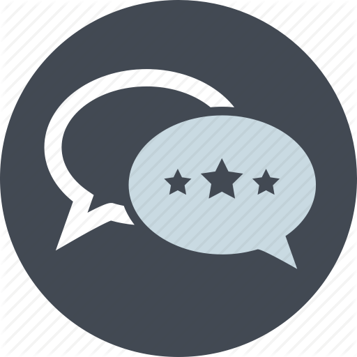 Comments, Customer, Line, Reviews, Star Rating, Testimonials