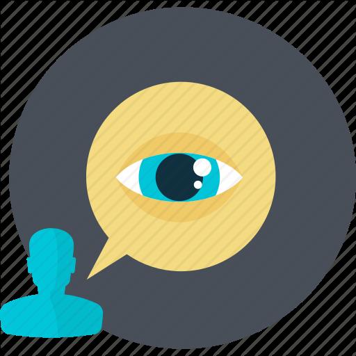 Customer, Marketing, Reviews, Round, Testimonial Icon