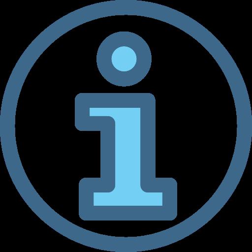 Info, Customer Service, Help Icon