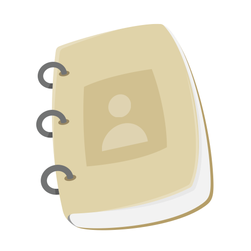 Notepad, Customer Service, Support Icon